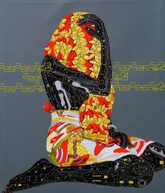 Eddy Kamuanga Ilunga - Galerie Imane Farès
