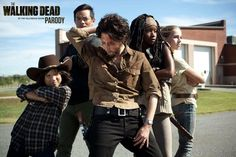 The Hillywood Show | The Walking Dead Parody | Hilly Hindi | Osric Chau