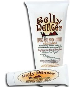 I just love anything with Oak Moss in it -  Belly Dancer Hand and Body Lotion