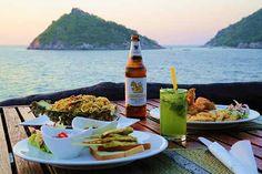 Über 300 thailändische Rezepte zum einfachen Nachkochen. Fotos, Tipps und Infos zur thailändischen Küche.