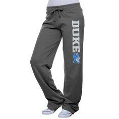 Duke Blue Devils Ladies Interlock Pants