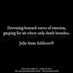 """11 Likes, 1 Comments - Julie Anne Addicott ~ Author (@demonsoulangelheart) on Instagram: """"#author #poet #julieanneaddicott #darkpoetry #love #loss #heartache #pain #wheremydemonshide…"""""""