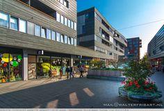 Zwolle, Stadshagen Winkelcentrum.