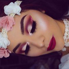 Rosa para cualquier ocasión #Pink #Rosa #beauty #MUA #makeup