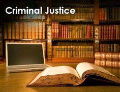 criminal Justice Degree.