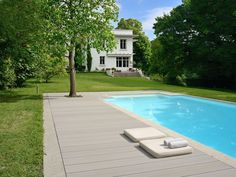 wpc pool decking manufacturer in Spain