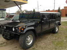 hummer h1... the real Hummer..