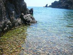Chalkos beach, Kythera. Χαλκός, Κύθηρα.