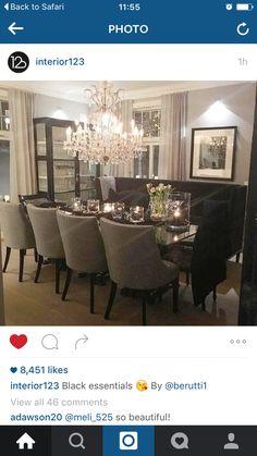 Armchair, Dining, Furniture, Beautiful, Home Decor, Womb Chair, Dinner, Homemade Home Decor, Single Sofa