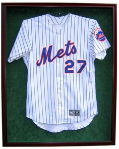 d2242e957 Baseball Jersey Premium Display Shadow Box Baseball Jerseys