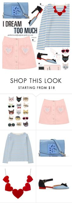 """""""15.06.16"""" by palmtreesandpompoms ❤ liked on Polyvore featuring MELIN, Uniqlo, Karl Lagerfeld, J.Crew, Chanel, jcrew, karllagerfeld and uniqlo"""