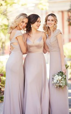 Courtesy of Sorella Vita Bridesmaid Dresses