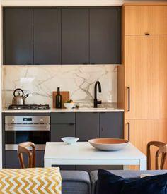 inside rajiv fernandez's 540-square-foot Brooklyn apartment