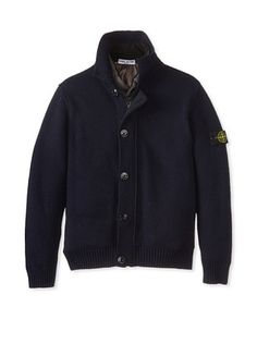 30% OFF Stone Island Kid's Twofer Jacket (Blue)