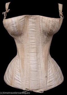 1820s corset