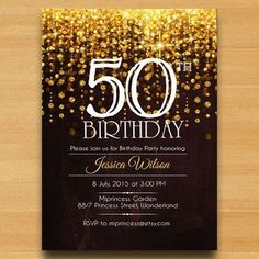 50th Birthday Invitation Ideas Unique 87 On Invitations Wedding With