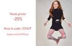 Vente Privée ChezVanessa.com  du 20 au 26 juin  -25 % sur tout le site avec le code CHUT La mode des créateurs ;)