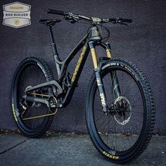 What a combo! Cycle Factory specialise in custom builds, drop us a line to get your dream bike on! #evilbikes