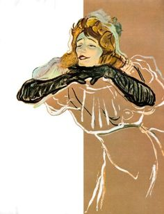 Esquire Magazine Illustration by Henri de Toulouse Lautrec Henri De Toulouse Lautrec, Magazine Illustration, Illustration Art, Renoir, Monet, Art Nouveau, Art Corner, Portraits, Art For Art Sake