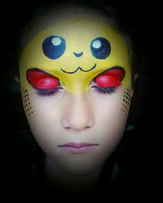 Facepainting By Snowqueen Minecraft Creeper Facepainting