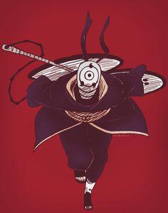 Obito Uchiha Sharingan Eyes Blood HD Wallpaper 1920×1080