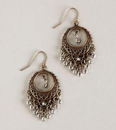 AEO Antique Chandelier Earrings $15.50 #mixedmetals