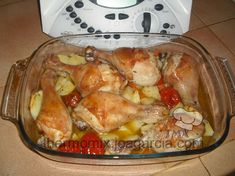pollo thermomix