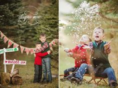 Love the kiddos sitting on the sleigh throwing the fake snow in the air Christmas Pictures Family Outdoor, Christmas Tree Farm, Toddler Christmas, Christmas Minis, Christmas Photo Cards, Holiday Mini Session, Christmas Mini Sessions, Photography Mini Sessions, Photography Studios