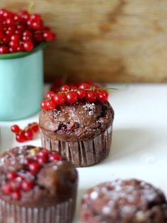 rybizove muffiny