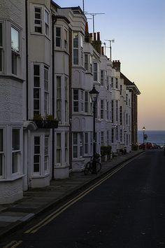 Brighton, England (by tullio dainese) Wyndham Street Kemp Town