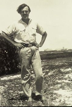 Ernest Hemingway Early Years