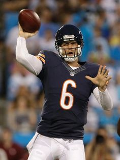 Bears Panthers Football Jay Cutler