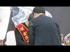 161231 Kim jaejoong with fan boy