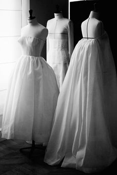 Christian Dior haute couture f/w 2012, photographed by Sophie Carre