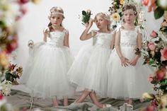 Espectaculares Fantasticos Vestidos de Damita para Boda.¡Escoge el Tuyo!