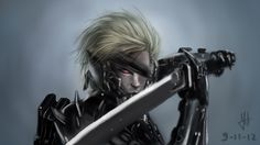 Metal Gear's Raiden