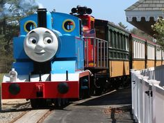 A Sneak Peek at Thomas Land