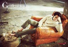 Kim Bum poses for Gentleman Korea Boys Over Flowers, Boys Before Flowers, Kim Bum, Kim Song, East Of Eden, Korean Wave, Korean Entertainment, Lee Min Ho, Sweater Fashion