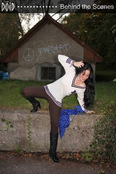 Döid - A Swiss Fashion and Lifestyle Blog: Got my black boots on, gonna show up later...