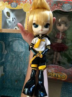 Pullip doll: Dal Vocaloid Kagamine Len By Mes Crazy Experiences