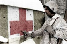 American soldier - Battle of the Bulge 1944