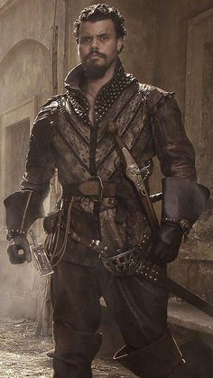 Porthos / The Musketeers #2