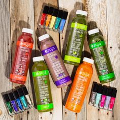 New year, new juice, new nails, new you!