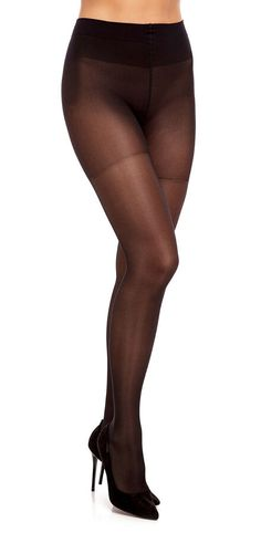 ecbbe4c065a Levante Levia 140den Support Tights Pantyhose woman hosiery black nude S M  L XL den Support