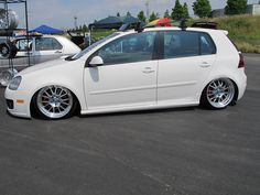 volkswagen mk5 gti golf rabbit r32 hatch vw klutch wheels sl14 18x8.5 18x9.5 inch free shipping klutch republik slammed stanced poke camber hella flush canibeat stanceworks stance nation aggressive