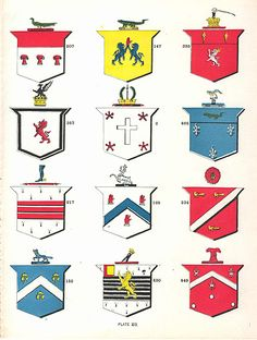 Antiques Coats Of Arms Images