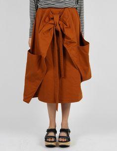P.A.M Nutie Pocket Skirt
