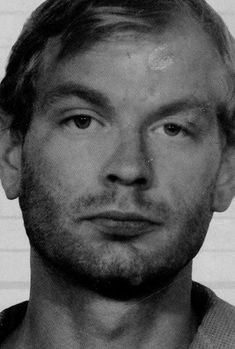 "Jeffrey Dahmer, ""The Milwaukee Cannibal"" Jeffrey Dahmer, Milwaukee, Wisconsin, Forensics, Serial Killers, True Crime, Mug Shots, Art Pages, Famous People"