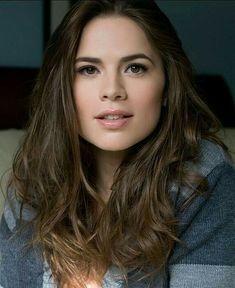 Hayley Atwell. Actress ❤