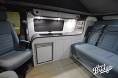 Three Bridge Campers - VW Camper Conversions - VW T5 T6 Transporter Camper Conversion Specialist